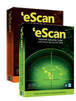 eScan Antivirus Products for Home and Office
