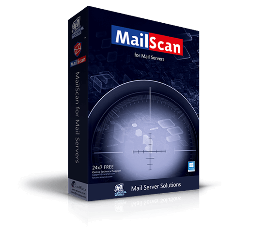 Security for SMTP Email Servers | eScan Products