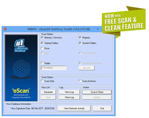free online antivirus  for windows xp