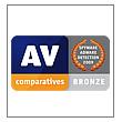 eScan win AV comparatives certification from AV Comparatives