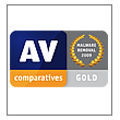 eScan win AV comparatives GOLD certification from AV Comparatives