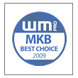 Awarded best best choice by Win Mag Pro
